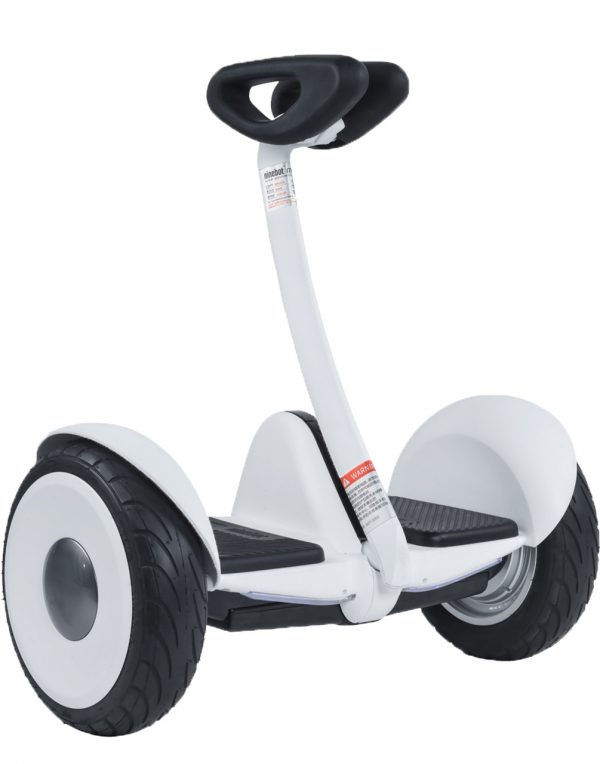 The Ninebot S is an agile solution for filming action shots and general commuting. Find out more at Segway of Ontario.