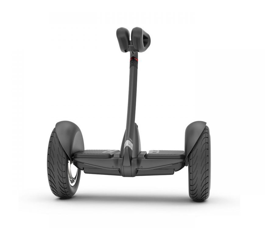 Upgrade your film kit in Toronto with the Ninebot S. Local friendly service and sales at Segway of Ontario.