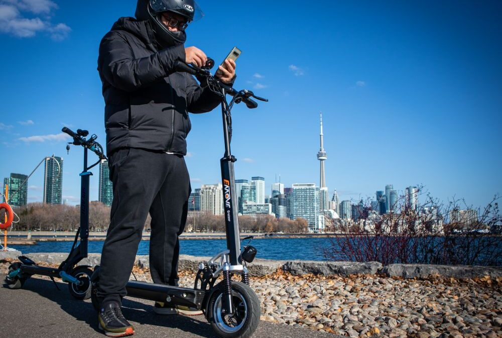 Allowing Privately Owned E-Scooters on City Streets is a Benefit to Toronto