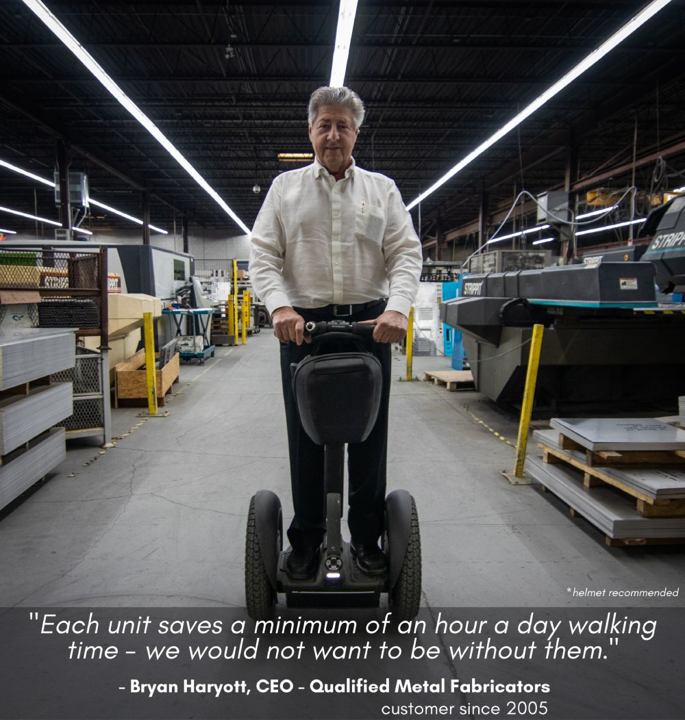 Looking for a Segway Rental in Toronto or Ontario?  Segway of Ontario can help.