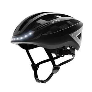 Light up your night rides with the Lumos Kickstart Helmet - available in Toronto at Segway of Ontario.