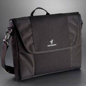 Look even cooler while cruising around town on your Segway PT i2 with this charming and sleek Segway Laptop Sleeve Bag.